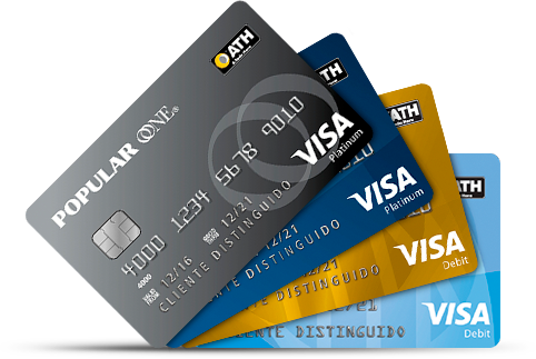 international ath visa debit card